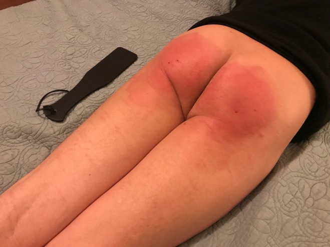 Stress Relief Spanking